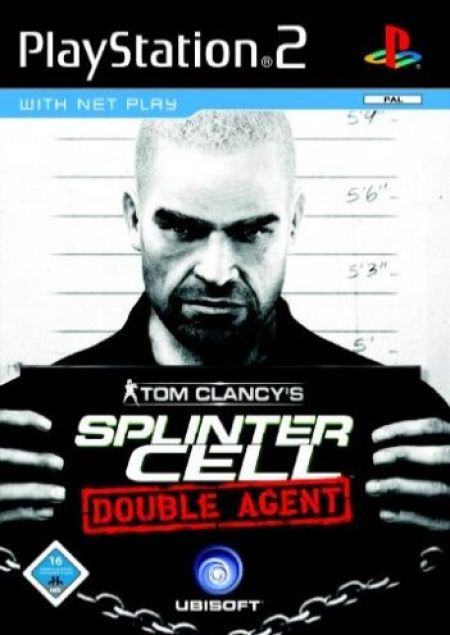 Echanger le jeu Splinter Cell - Double Agent sur PS2