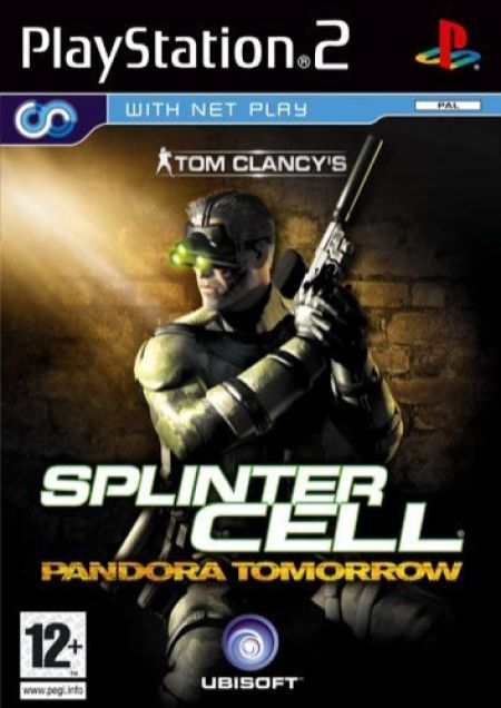 Echanger le jeu Splinter Cell - Pandora Tomorrow sur PS2