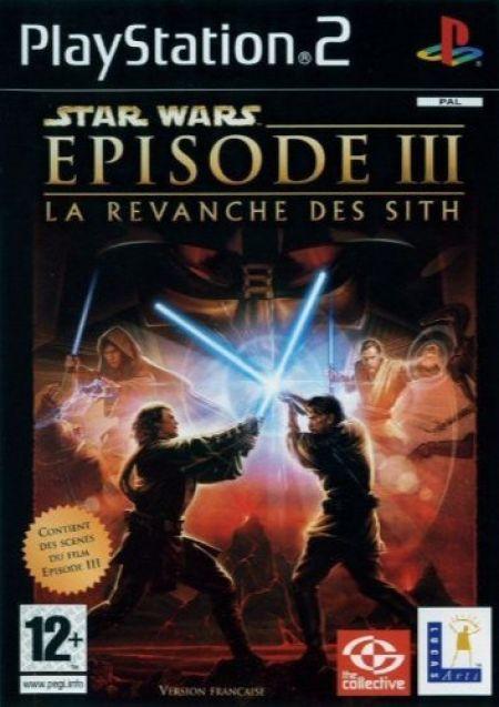 Echanger le jeu Star Wars Episode III - La Revanche des Sith sur PS2