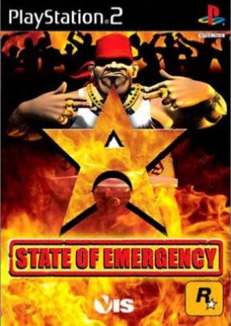 Echanger le jeu State of Emergency sur PS2