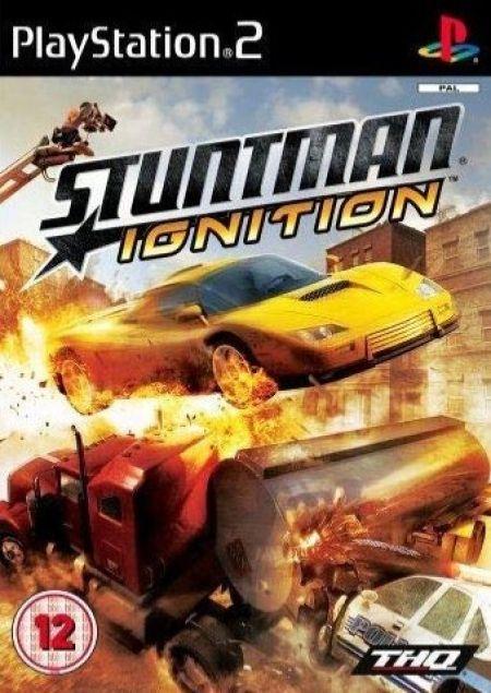 Echanger le jeu Stuntman Ignition sur PS2