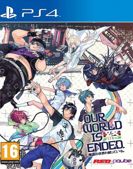 Echanger le jeu Our World Is Ended sur PS4