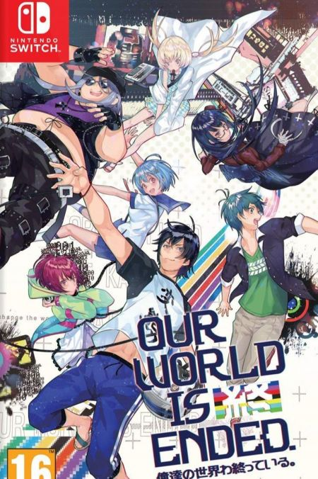 Echanger le jeu Our World is Ended sur Switch
