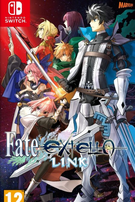 Echanger le jeu Fate Extella : Link sur Switch