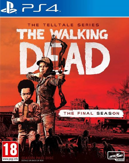 Echanger le jeu The Walking Dead : L'Ultime Saison sur PS4