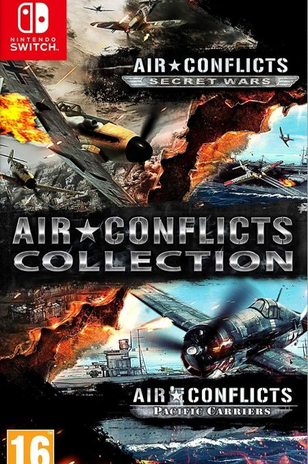 Echanger le jeu Air Conflicts Collection sur Switch