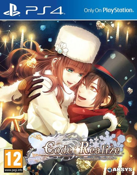 Echanger le jeu Code: Realize - Wintertide Miracles sur PS4