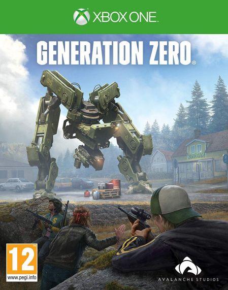 Echanger le jeu Generation Zero sur Xbox One