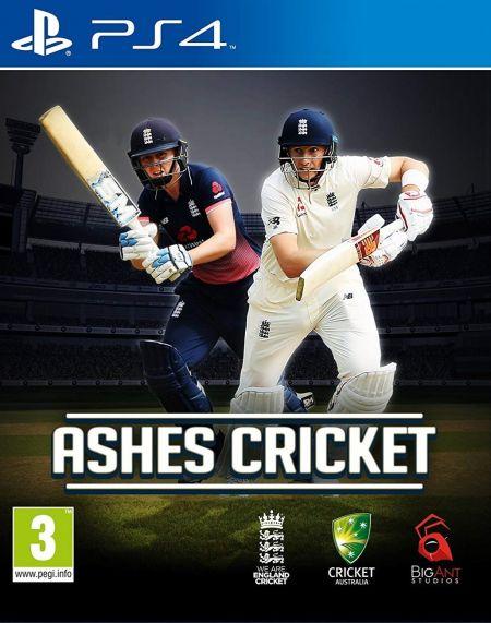 Echanger le jeu Ashes Cricket sur PS4