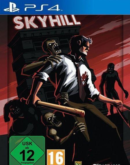 Echanger le jeu Skyhill sur PS4
