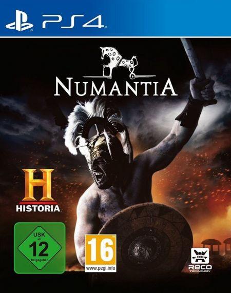 Echanger le jeu Numantia sur PS4