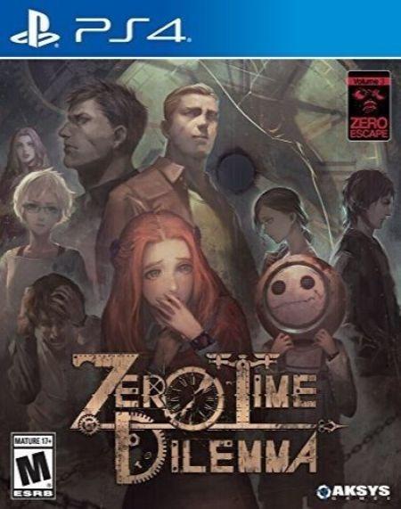 Echanger le jeu Zero Escape: Zero Time Dilemma sur PS4