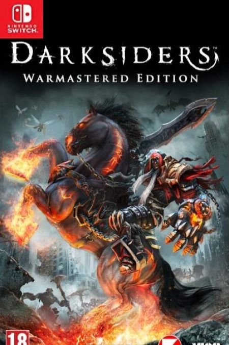 Echanger le jeu Darksiders - Warmastered Edition sur Switch