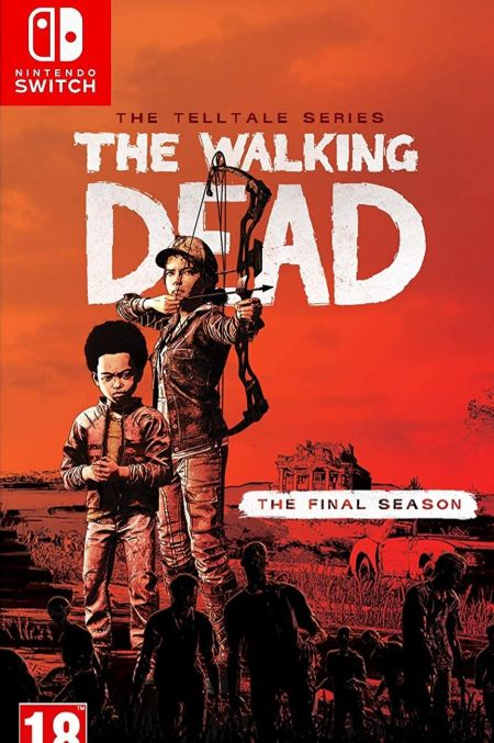 Echanger le jeu The Walking Dead : L'Ultime Saison sur Switch