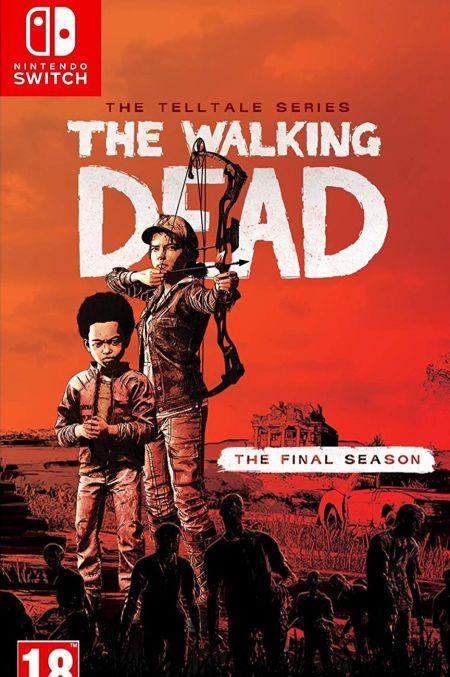 Echanger le jeu The Walking Dead : L'Ultime Saison sur Switch