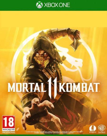Echanger le jeu Mortal Kombat 11 sur Xbox One