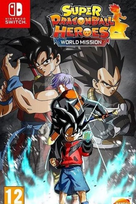 Echanger le jeu Super Dragon Ball Heroes - World Mission  sur Switch