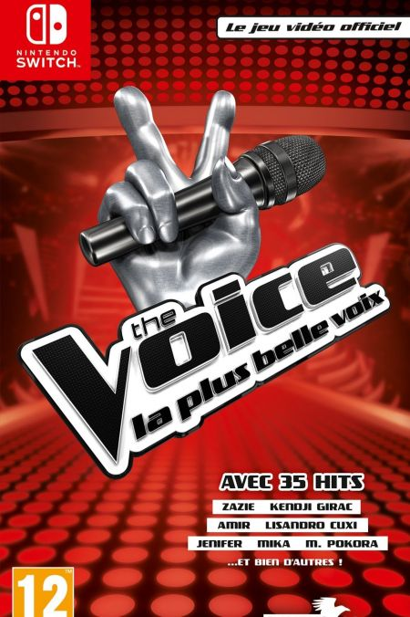 Echanger le jeu The Voice: La Plus Belle Voix 2019 sur Switch