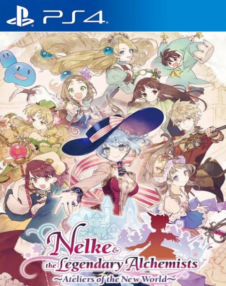 Echanger le jeu Nelke & the Legendary Alchemists - Atelier of the World sur PS4