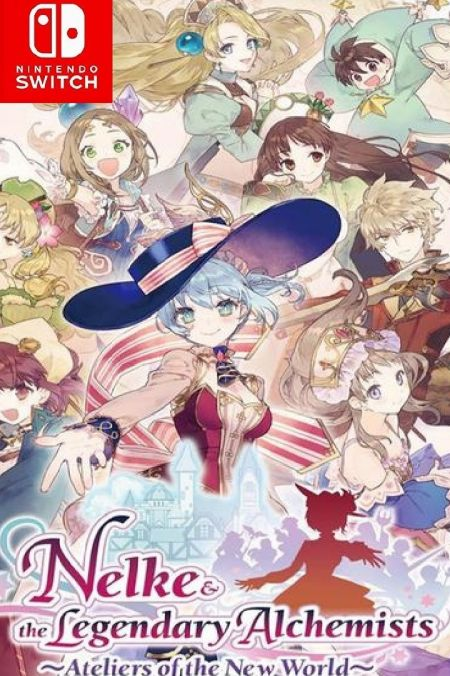 Echanger le jeu Nelke & the Legendary Alchemists - Atelier of the World sur Switch