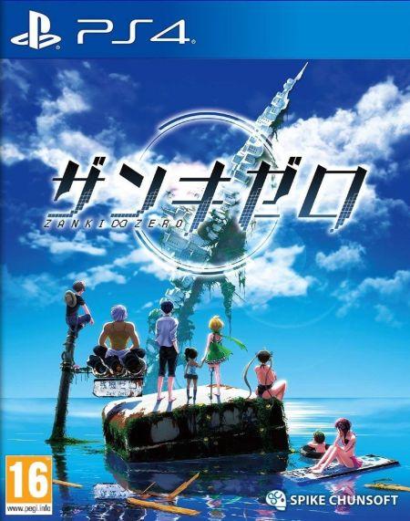Echanger le jeu Zanki Zero: Last Beginning sur PS4