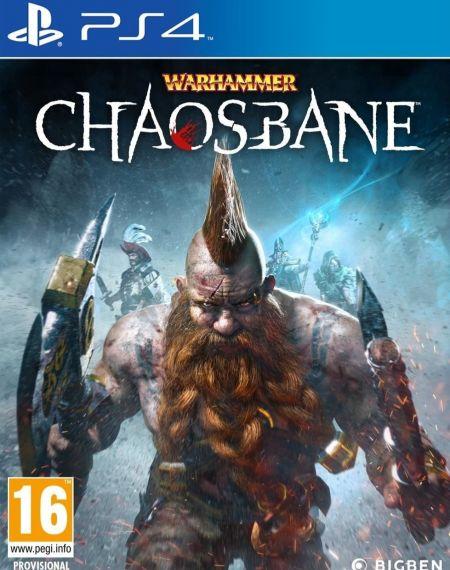 Echanger le jeu Warhammer: Chaosbane sur PS4