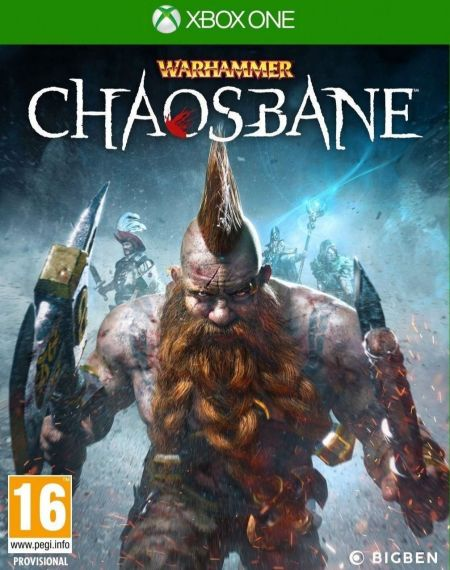 Echanger le jeu Warhammer: Chaosbane sur Xbox One