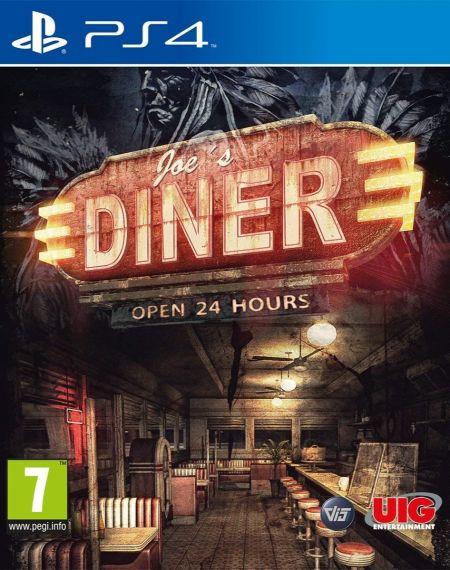 Echanger le jeu Joe's Diner sur PS4