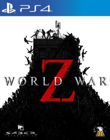 Echanger le jeu World War Z (Jeu exclusivement en ligne) sur PS4