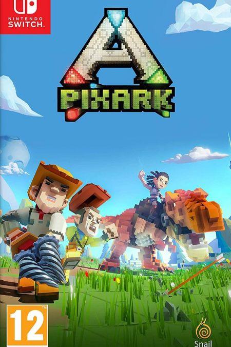 Echanger le jeu Pixark  sur Switch