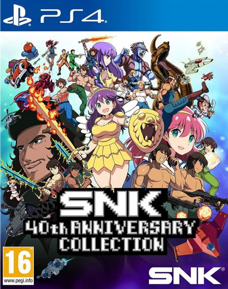 Echanger le jeu SNK 40th Anniversary Collection  sur PS4