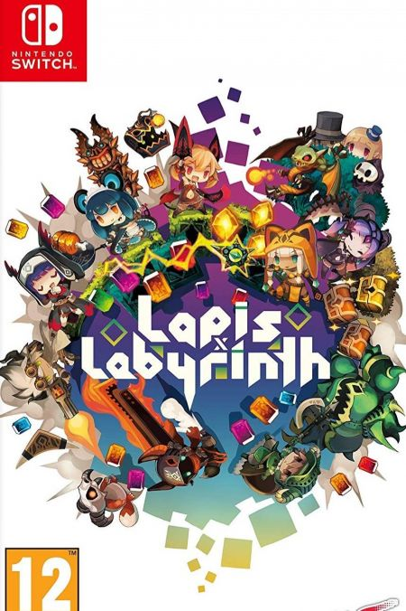 Echanger le jeu Lapis x Labyrinth sur Switch