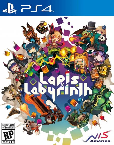 Echanger le jeu Lapis x Labyrinth sur PS4