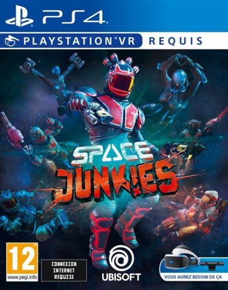 Echanger le jeu Space Junkies (PS-VR & Internet Requis) sur PS4