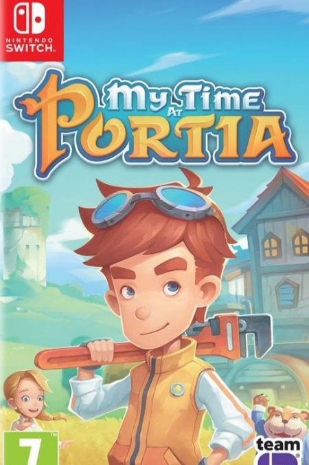 Echanger le jeu My Time at Portia sur Switch