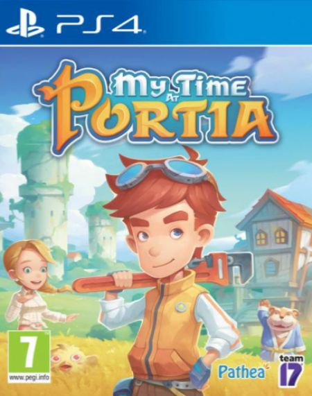 Echanger le jeu My Time at Portia sur PS4