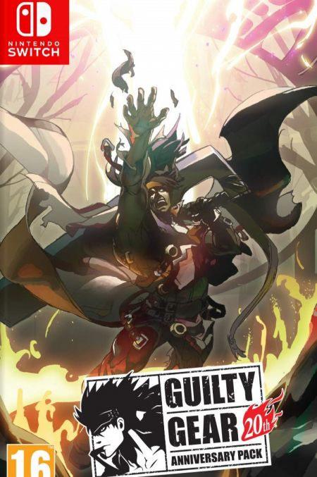 Echanger le jeu Guilty Gear 20th Anniversary sur Switch