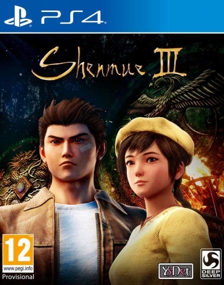 Echanger le jeu Shenmue III sur PS4