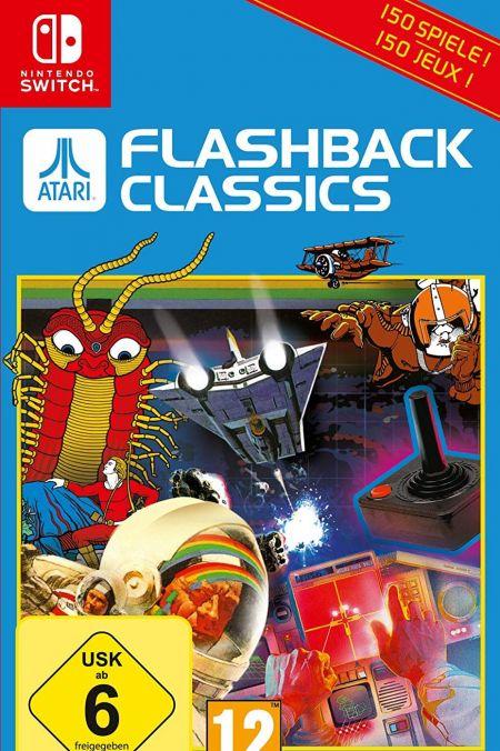 Echanger le jeu Atari Flashback Classics  sur Switch