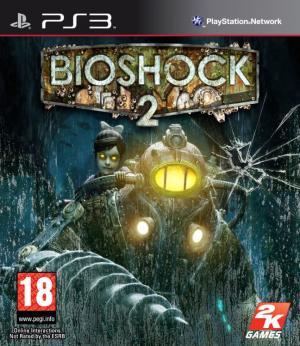 Echanger le jeu Bioshock 2 sur PS3