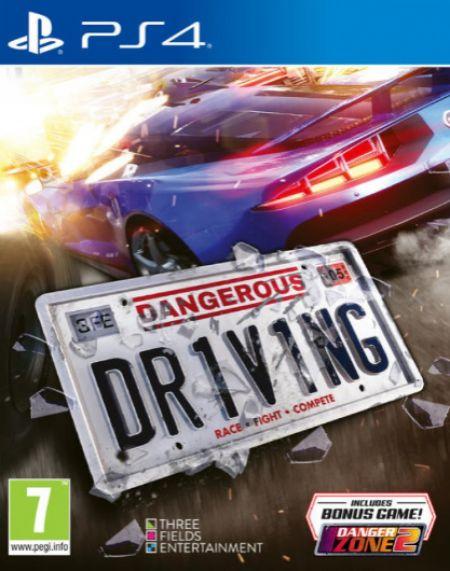 Echanger le jeu Dangerous Driving sur PS4
