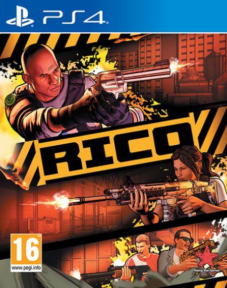 Echanger le jeu RICO sur PS4