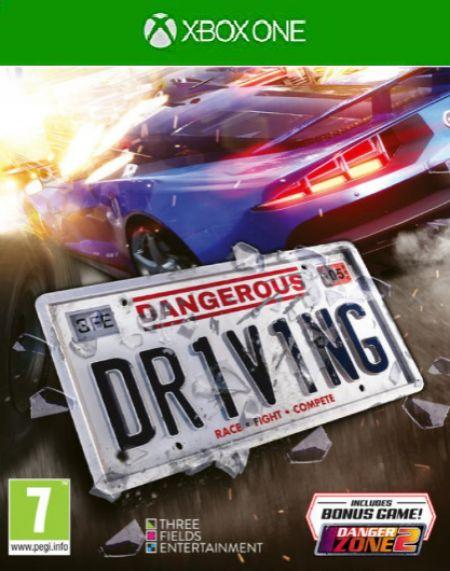 Echanger le jeu Dangerous Driving sur Xbox One