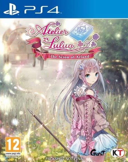 Echanger le jeu Atelier Lulua The Scion of Arland sur PS4