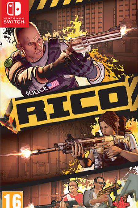 Echanger le jeu RICO sur Switch