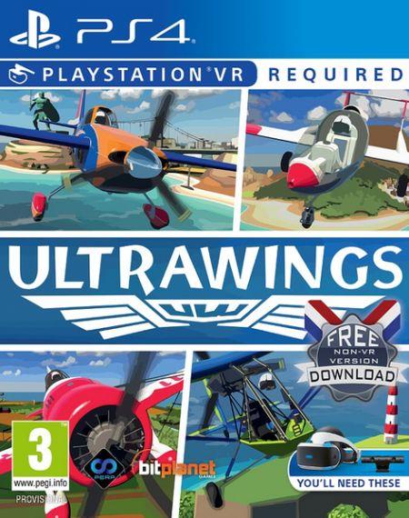 Echanger le jeu Ultrawings (PS-VR Requis) sur PS4