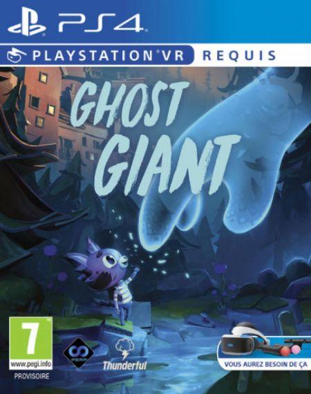 Echanger le jeu Ghost Giant (PS-VR Requis) sur PS4