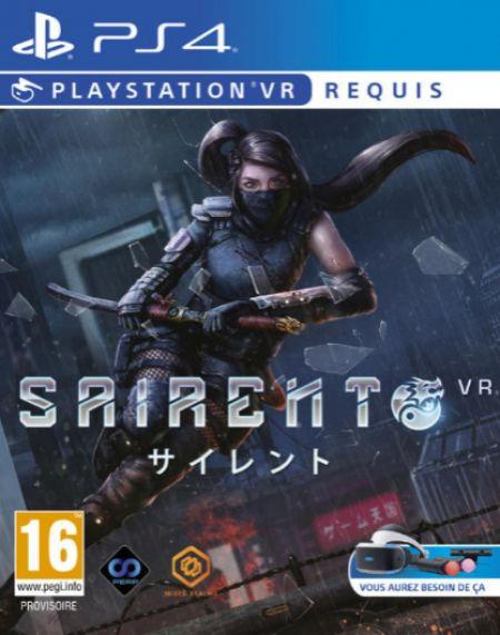 Echanger le jeu Sairento (PS-VR Requis) sur PS4