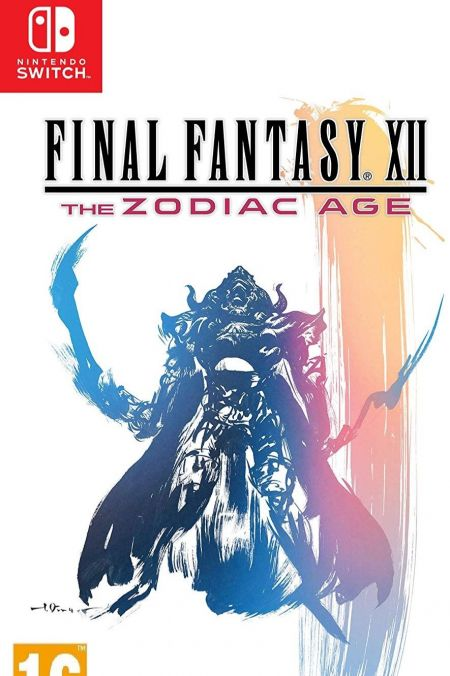 Echanger le jeu Final Fantasy XII : The Zodiac Age  sur Switch