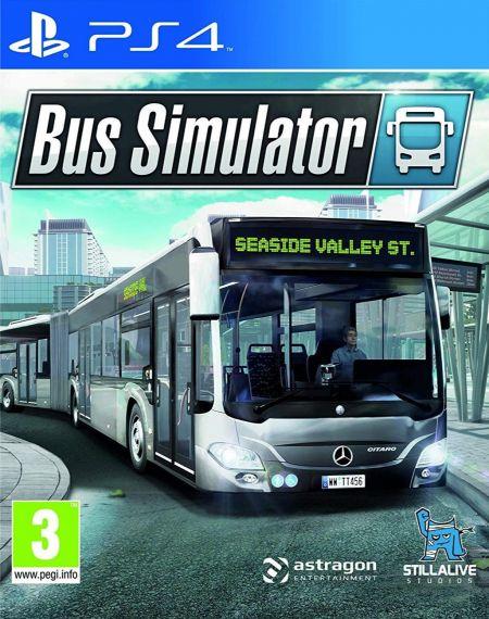 Echanger le jeu Bus Simulator sur PS4